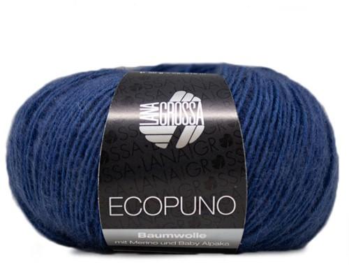 Lana Grossa Ecopuno 042 Blue