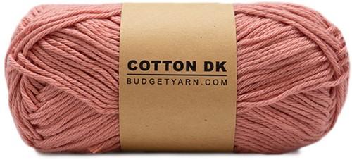 Budgetyarn Cotton DK 047 Old Pink