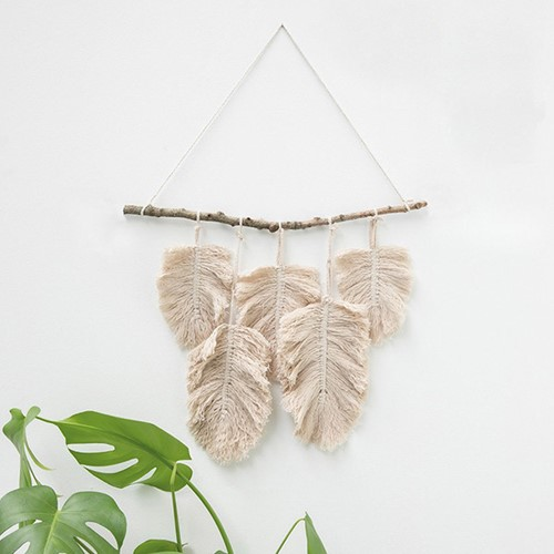 Phildar Feathers Macramé Kit