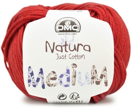 DMC Natura Medium 05 Ecarlate