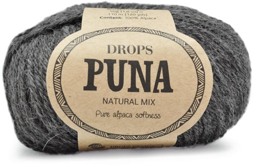 Drops Puna Natural Mix 05 Dark-Grey