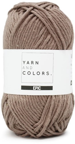 Yarn and Colors Epic 005 Clay