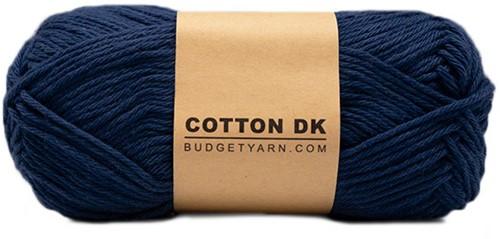 Budgetyarn Cotton DK 060 Navy Blue