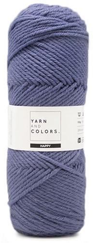 Yarn and Colors Maxi Cardigan Knitting Kit 8 S/M Denim