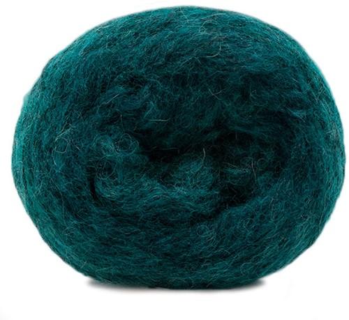 Katia Air Alpaca Degradé 066 Turquoise / Green / Blue