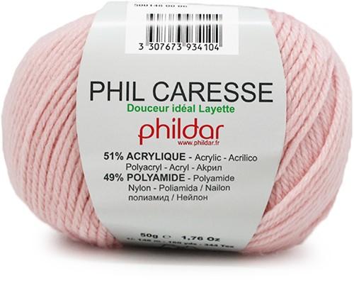 Phildar Phil Caresse 1044 Rosee
