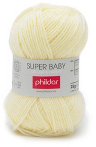 Phildar Super Baby 78 Poussin