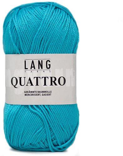 Lang Yarns Quattro 079 Turquoise