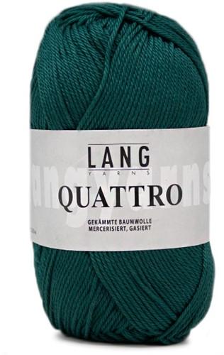 Lang Yarns Quattro 088 Petrol