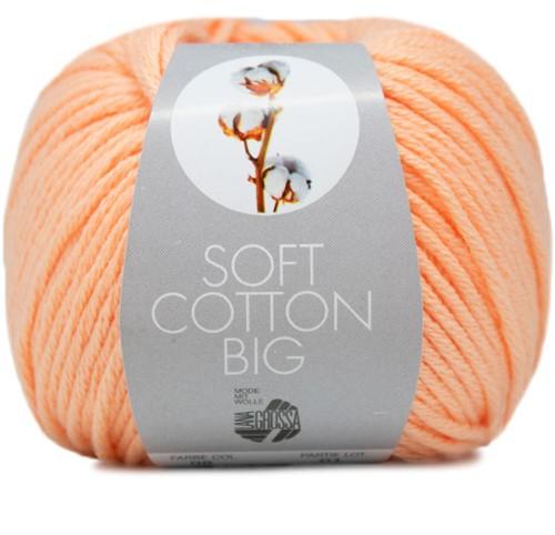 Lana Grossa Soft Cotton Big 8 Apricot