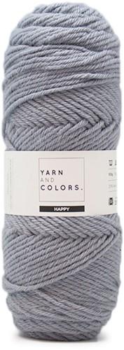 Yarn and Colors Maxi Cardigan Crochet Kit 12 S/M Shark Grey
