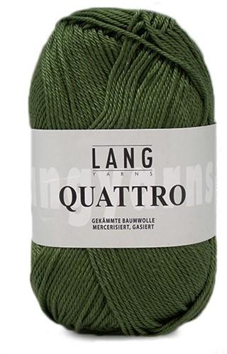 Lang Yarns Quattro 097 Olive