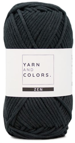 Yarn and Colors Tank Top Knitting Kit 4 Graphite XL