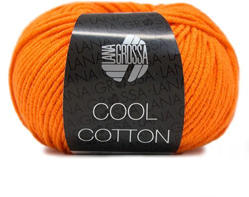 Lana Grossa Cool Cotton 9 Orange