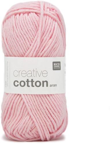 Rico Creative Cotton Aran 00 Rose