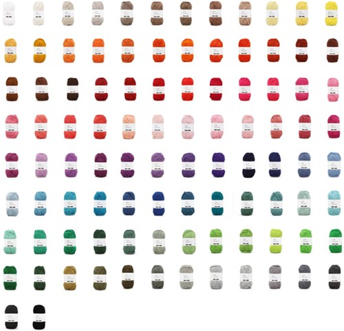 Yarn and Colors Epic Complete Colour Pack