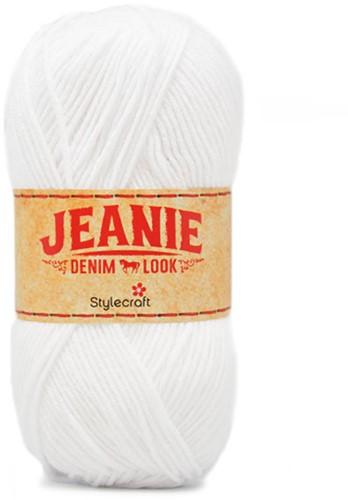 Stylecraft Jeanie 1001 White