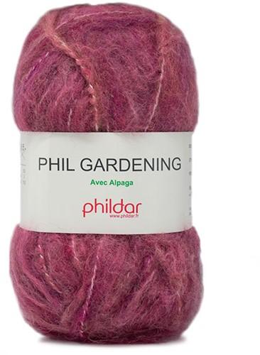 Phildar Phil Gardening 1005 Framboise