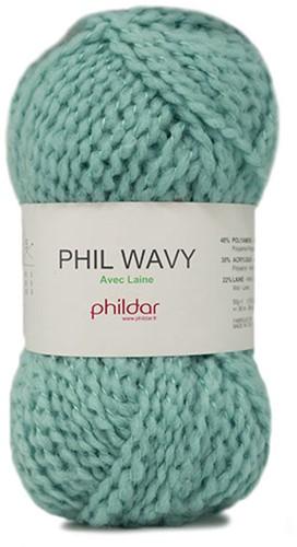Phildar Phil Wavy 1012 Jade