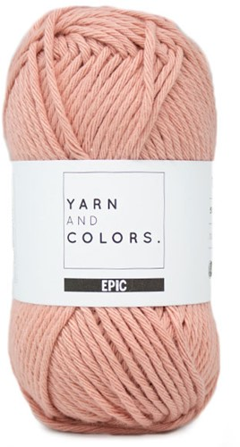 Yarn and Colors Epic 101 Rosé