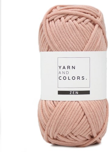 Yarn and Colors Knot a Scarf Knitting Kit 3 Rosé
