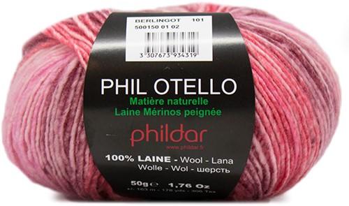 Phildar Phil Otello 1038 Berlingot