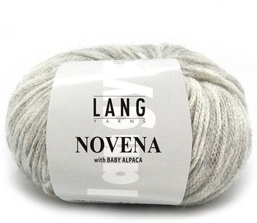 Lang Yarns Novena 103 Light Grey