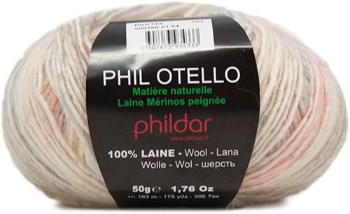 Phildar Phil Otello 1371 Pastel