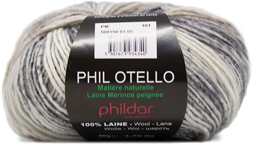 Phildar Phil Otello 1447 Pie