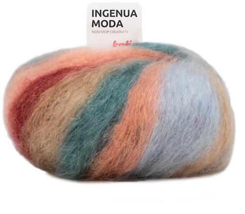 Ingenua Moda Cardigan Knitting Kit 7