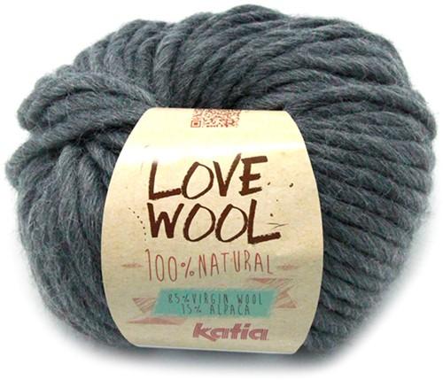 Katia Love Wool 107 Grey