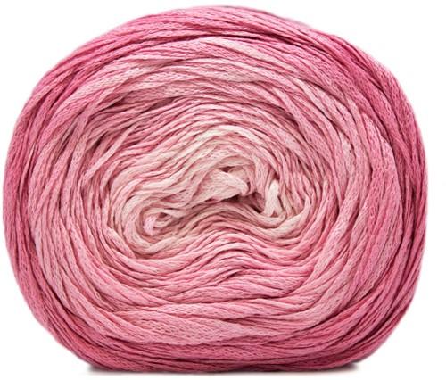 Lana Grossa Chilly Degrade 108 Rose Gradient