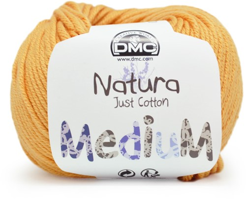 DMC Natura Medium 10 Tangerine