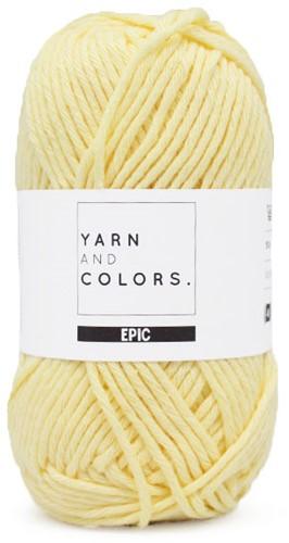 Yarn and Colors Epic 010 Vanilla