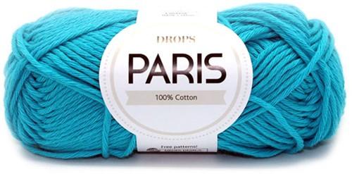 Drops Paris 10 Dark Turquoise