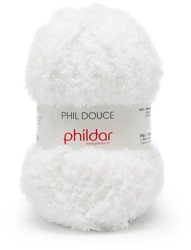 Phildar Phil Douce 1225 Blanc