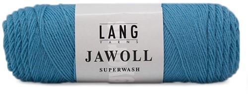 Lang Yarns Jawoll Superwash 110 Blue