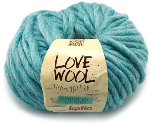Katia Love Wool 110 Light blue