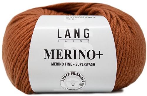 Lang Yarns Merino+ 115 Nougat