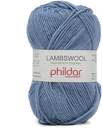 Phildar Lambswool 1315 Denim