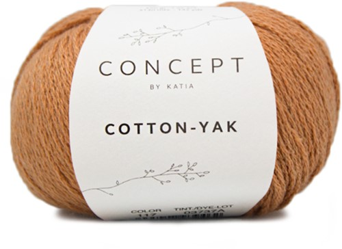 Katia Cotton-Yak 117 Orange