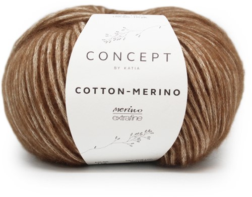Katia Cotton-Merino 118 Gold