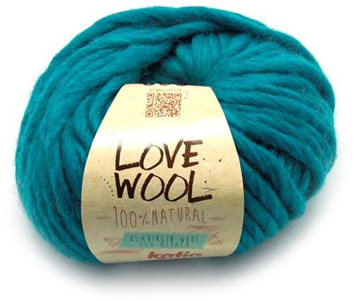 Katia Love Wool 118 Turquoise