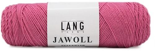 Lang Yarns Jawoll Superwash 119 Rosa