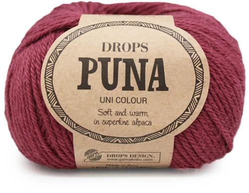 Drops Puna Uni Colour 11 Plum