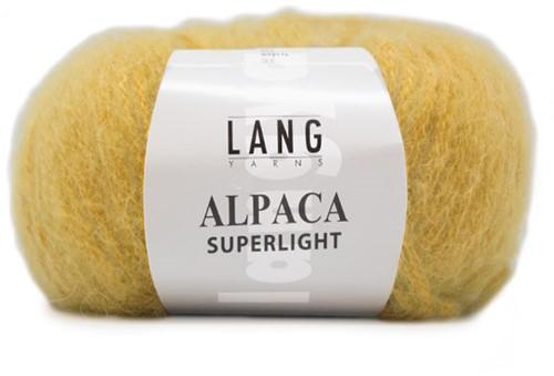 Lang Yarns Alpaca Superlight 11 Ocher