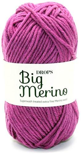 Drops Big Merino Mix 11 Plum