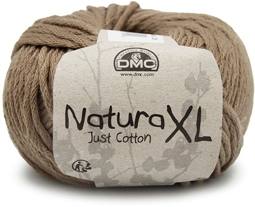 DMC Natura XL 11 Light Brown