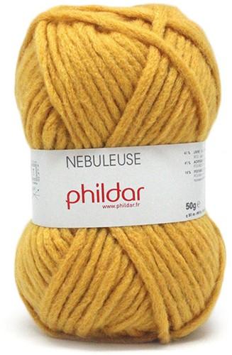 Phildar Nebuleuse 1019 Ambre