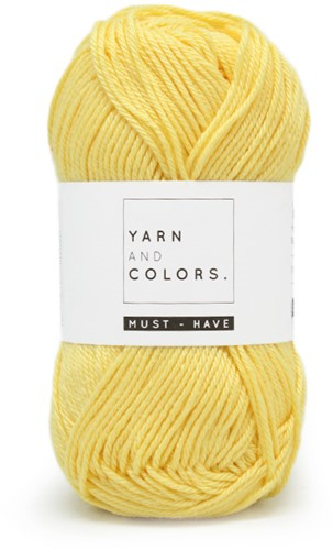 Yarn and Colors Must-have 011 Golden Glow